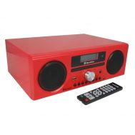 Σύστημα Ήχου HiFi CD/ MP3/ USB player and charger ROADSTAR HRA-9D+BT