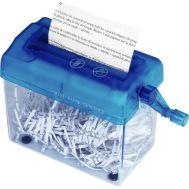 Φορητός Καταστροφέας Εγγράφων Χειροκίνητος 18x10x15cm OEM Hand Paper Shredder 123