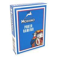 Τράπουλα Modiano basic line Μπλε