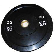 Δίσκος ολυμπιακός crossfit plate 20 kg