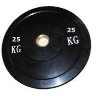 Δίσκος ολυμπιακός crossfit plate 25 kg
