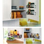 Ράφι κατάλληλο για όλα τα ντουλάπια κουζίνας RUCO V-778