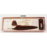 Πένα Κονδυλοφόρος φτερό Da vinci FRANCESCO RUBINATO LEVI-09