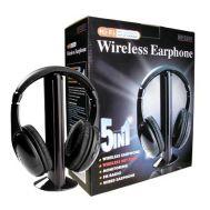 Ασύρματα ακουστικά Υψηλής ευαισθησίας Wireless Headphones WS2012