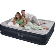 Στρώμα ύπνου Διπλό Βελούδινο 102x203x48cm Intex Deluxe 67730