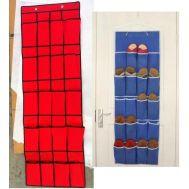 Κρεμαστή παπουτσοθήκη τοίχου 20 θέσεων Shoe Rack Y15793-1