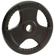 Δίσκοι Ολυμπιακού Τύπου 20 kg - Φ50  ελαστικοί PROFESIONAL OLYMPIC PLATE