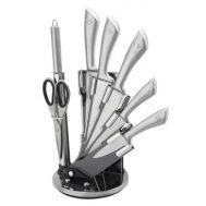 Σετ 5 μαχαιριών από χυτό ατσάλι με μπαλτά & ψαλίδι κουζίνα  Royalty Line SWITZERLAND RL KSS-600
