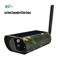 Ηλιακή κάμερα με κάρτα SIM/4G/ WiFi/ IP/ κάμερα κυνηγιού - χωραφιού - Κτηνοτρόφων - Μελισσοκομίας - Χρώμα παραλλαγής, - Παρακολούθηση real time από κινητό με ηλιακό πάνελ
