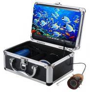 """Υποβρύχια κάμερα για ψάρεμα με οθόνη 7"""" - Καλώδιο 50m - Νυχτερινή όραση"""