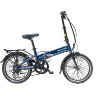 Ηλεκτρικό ποδήλατο αναδιπλούμενο Li-Ion 36v ΑΛΟΥΜΙΝΙΟΥ 18,5 kg Bicycles4u EVORA ELECTRIC EXPLORER 20″
