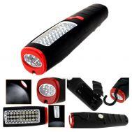 Φακός λάμπα συνεργείου 37 LED με γάντζο & μαγνήτη A-OK W14