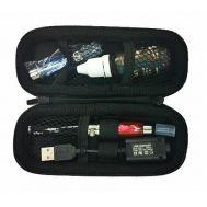 Ηλεκτρονικό τσιγάρο Ce4 starter σε θήκη και δώρο Υγρό ηλεκτρονικού τσιγρου IRIS 20ml Add-Smoke Stem ZN21