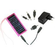 Ηλιακός φορτιστής για κινητά, iPod MP3 MP4 Solar power charger KK 060