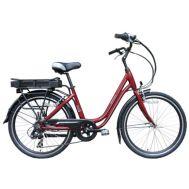 Ηλεκτρικό ποδήλατο Li-Ion 36v ΑΛΟΥΜΙΝΙΟΥ 25 kg Bicycles4u EUROPA ELECTRIC 26″