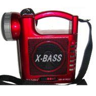 Φορητό Mp3 player/Ράδιο / Recorder με ηχείο 1.5w & Φακό WAXIBA XB-81REC