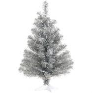 Χριστουγεννιάτικο Δέντρο 150 εκ. Ασημί
