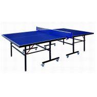 Τραπέζι ping pong μπλε για οικιακή χρήση και σχολεία Amila 42862