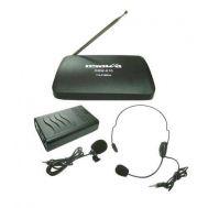 Ασύρματο διπλό επαγγελματικό μικρόφωνο Κεφαλής και Πέτου με υψηλή ποιότητα ήχου SHIYA WM-368