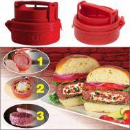 Μηχανή για γεμιστά μπιφτέκια Stufz america's stuffed burger