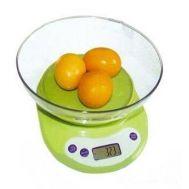 Ηλεκτρονική Ψηφιακή Ζυγαριά Κουζίνας Ακριβείας 0.1Kg - 5Kg PWC-816