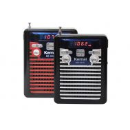 Ψηφιακό ραδιόφωνο 3 W με είσοδο USB και υποδοχή καρτών sd KEMAI MD-92UL