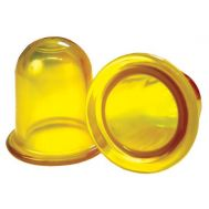 Σετ 2 βεντουζών μασάζ και μείωσης της κυτταρίτιδας από σιλικόνη 5 x 4 cm