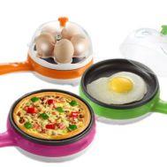 Βραστήρας αυγών με αντικολητικό τηγάνι XIONGI XZ-618