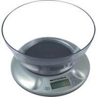 Ζυγαριά Κουζίνας Ηλεκτρονική Ακρίβειας με Μπολ 5kg ELETTRO GT