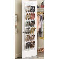  Παπουτσοθήκη πόρτας για 24 ζευγάρια παπούτσια Shoes Away