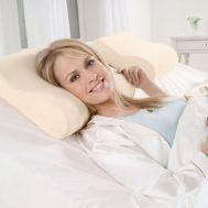 Ανατομικό Μαξιλάρι Ύπνου 30 x 60 cm από Φυσικό Latex για Πραγματικά Ξεκούραστο & Υγιή Ύπνο
