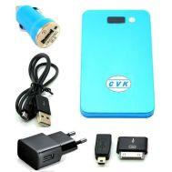 Φορητός Φορτιστής USB Power Bank 5000 mAh CVK technologies