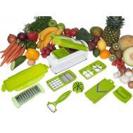 Πολυκόφτης λαχανικών 14 τεμαχίων Nicer Dicer Plus