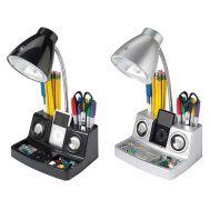 Σετ γραφείου με Φωτιστικό, ηχεία, ενισχυτή & 2 μολυβοθήκες Tunelight OEM