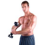 Βαράκι Δυναμικής Αδράνειας για Άνδρες 2.3kg Shake Weight