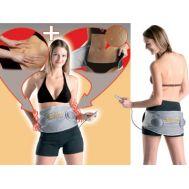 Ζώνη Αδυνατίσματος Διπλής Δράσης ISL Velform Sauna & Massage