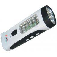 Επαναφορτιζόμενος Φακός 15 LED για κάθε χρήση με Ραδιόφωνο BT-3202