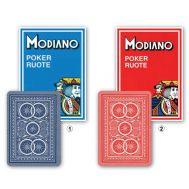 Τράπουλα χάρτινη - πλαστικοποιημένη Modiano Ruote 99
