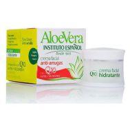 Αντιρυτιδική Κρέμα προσώπου με Aloe Vera & συνενζύμο Q10 50 ml INSTITUTO ESPAÑOL