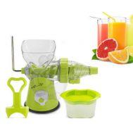 Αποχυμωτής Χειροκίνητος Πρέσσα για Φρούτα και Λαχανικά Juice Wizard Slow Juicer