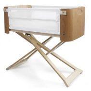 Κρεβατάκι Βρεφικό από ξύλο δρυός BedNest Co-Sleeper
