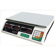 Ψηφιακή Ζυγαριά 40 κιλών διπλής οθόνης με αυτόματο υπολογισμό τιμής ACS-40
