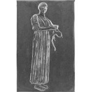 Ανάγλυφος πίνακας χειροποίητος 14Χ22 cm απο αλουμίνιο θέμα ΗΝΙΟΧΟΣ