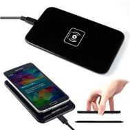 Φορητός ασύρματος φορτιστής με δέκτη ασύρματου Wireless Charger T42 With Micro-USB