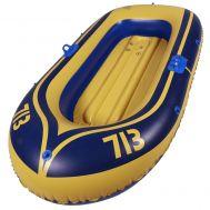 Φουσκωτή Βάρκα 2 Ατόμων 192x115cm Paowang ST-0014
