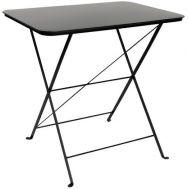 Τραπέζι καφενείου μεταλλικό σπαστό cm 55 X 75 ηλεκτροστατικής βαφής Ελληνική Κατασκευής Nardimaestral