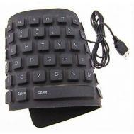 Αδιάβροχο ελαστικό πληκτρολόγιο σιλικόνης Flexible Keyboard OEM