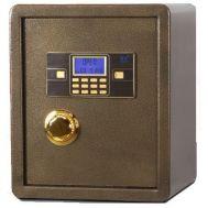 Επαγγελματικό ηλεκτρονικό χρηματοκιβώτιο ασφάλειας για σπίτια, ξενοδοχεία 40 x 46 x 35 cm DUNWEI OEM