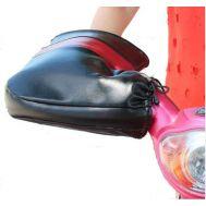 Γάντια Μηχανής Χούφτες Αδιάβροχες Αντιανεμικές 40cm - Σετ 2 Τεμαχίων