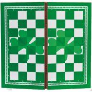 Τάβλι - Σκάκι ΠΑΝΑΘΗΝΑΙΚΟΣ 50X50X7 cm τύπου φορμάικα 1048ΓΚΠΑΟ
